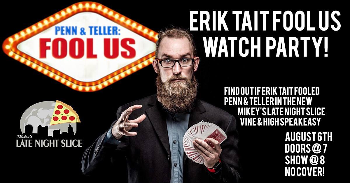I'm Going to be on Penn & Teller Fool Us!!! - Erik Tait